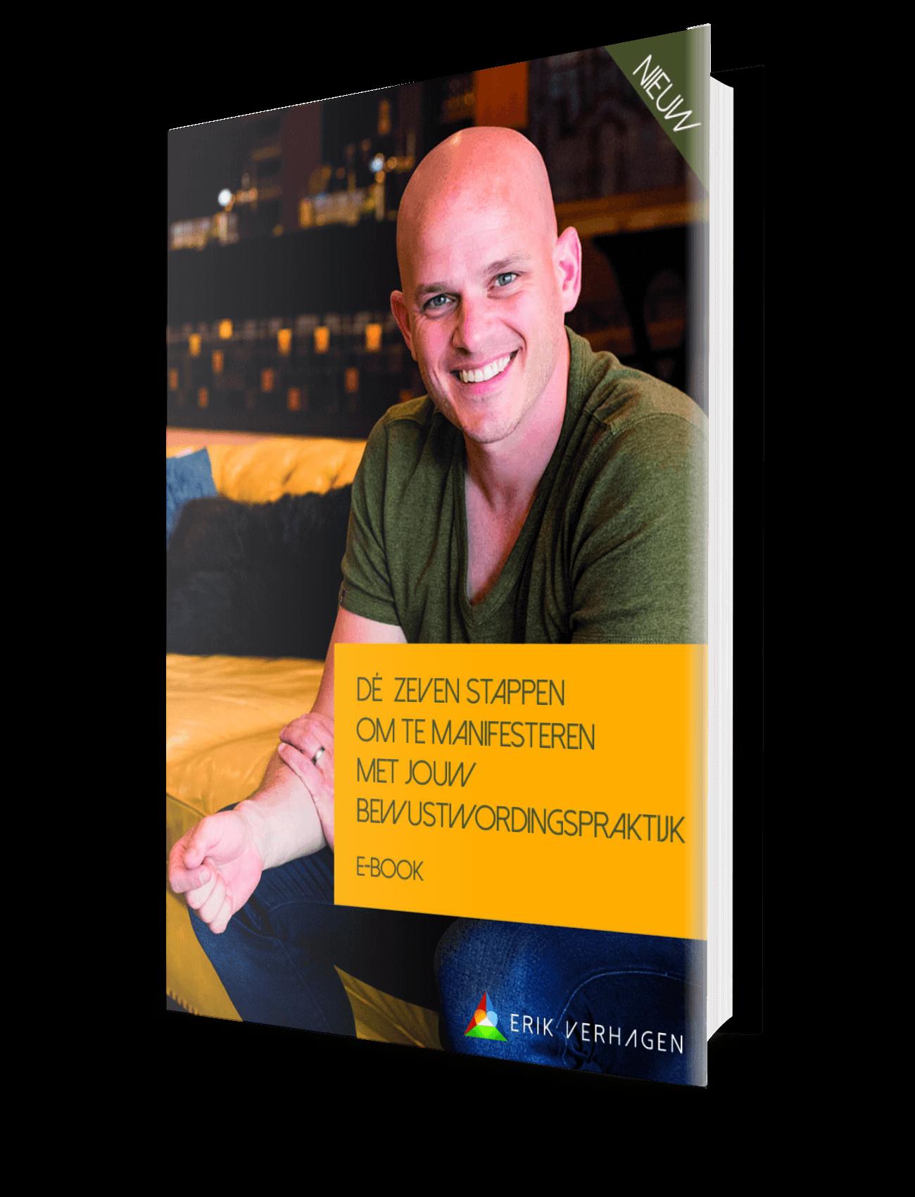 Ebook 7 stappen om te manifesteren met je bewustwordingspraktijk